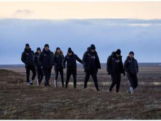 Double Agents Final Challenge Filmed in 'Worst Weather Ever'