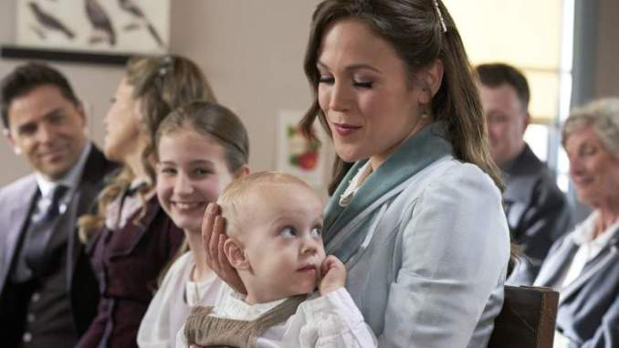 Elizabeth Didn't Abandon Baby Jack on When Calls the Heart