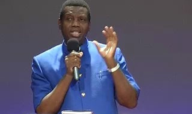 FG Suspends Pastor Adeboye's Helicopter From Flying