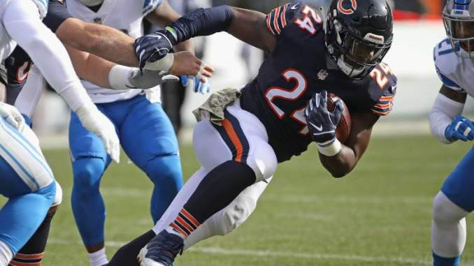 Former Bears Starting RB Lands With Familiar Foe: Report