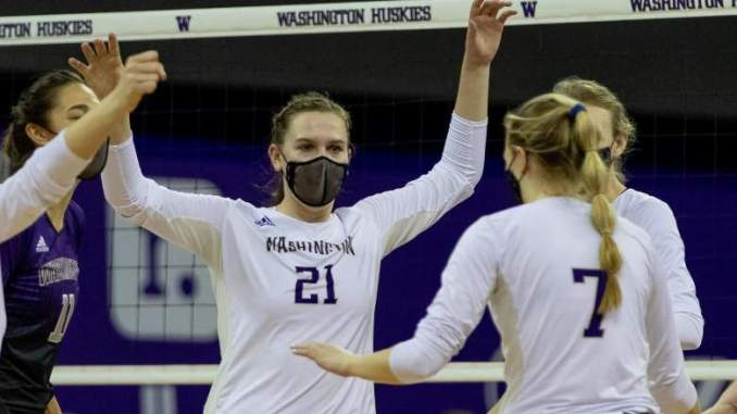 How to Watch Kentucky vs Washington Volleyball Online