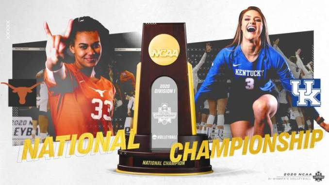 How to Watch Texas vs Kentucky Volleyball Online Free