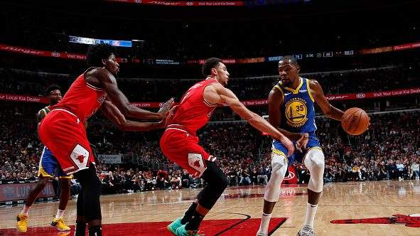 Kevin Durant Has His Eye on Zach LaVine & The Bulls