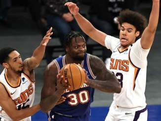 Knicks' Randle Leads NBA in Quintessential Star Statistic