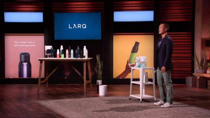 LARQ on 'Shark Tank': 5 Fast Facts You Need to Know
