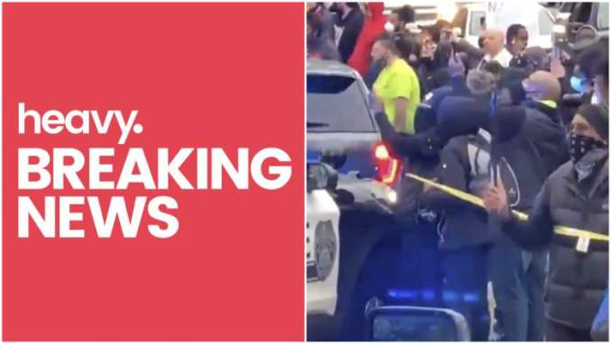 LIVE STREAM: Brooklyn Center Video After Police Shooting