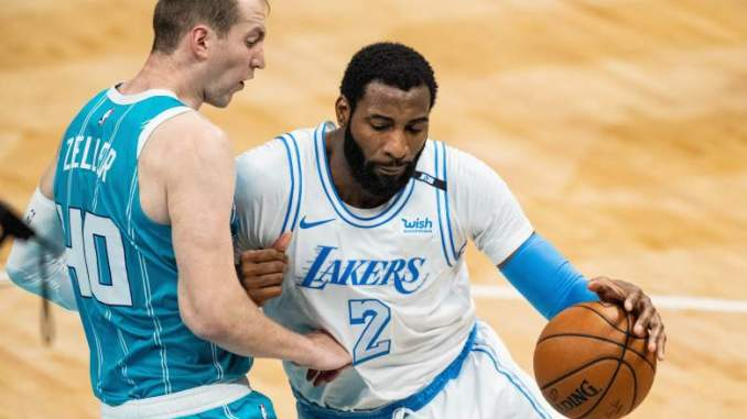 Lakers Big Man Andre Drummond Expresses Frustration