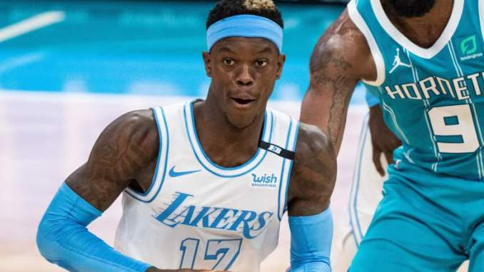 Lakers Guard Dennis Schroder Sends Warning to Rest of NBA