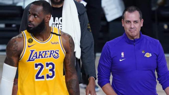 Lakers Rumors: L.A. Makes New Decision on Frank Vogel's Future