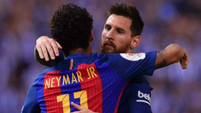 Laporta To Keep Messi & Sign Neymar For Barcelona: Report