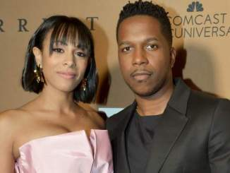 Leslie Odom Jr & Wife Nicolette Robinson Just Had a Baby