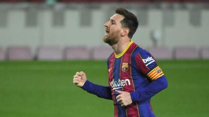 Lionel Messi's Boots Go For World Record $173k At Auction