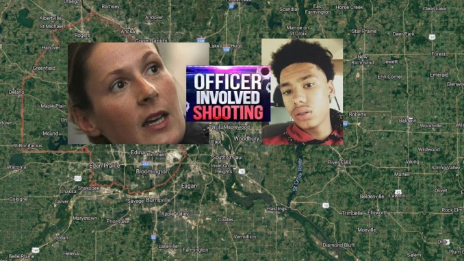 MN Woman Kim Potter ID'd As Officer In Sunday Fatal Daunte Wright Shooting