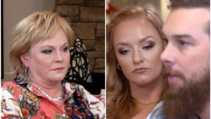 Maci Bookout Attacks Ryan Edwards' Mom in Reunion Fight