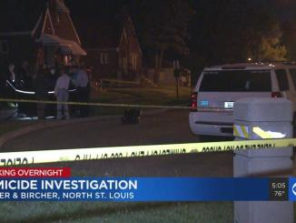 Man's shooting death marks 32nd homicide this month in the City of St. Louis | US & World News