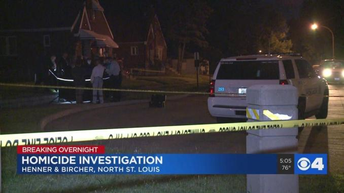 Man's shooting death marks 32nd homicide this month in the City of St. Louis   US & World News