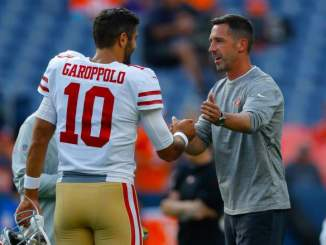 Marcellus Wiley Rips 49ers Shanahan for Making Jimmy G 'Scapegoat'
