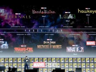 Marvel Phase 4: Everything We Know So Far