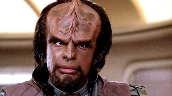Mr. Worf May Finally Be Getting His Own Show