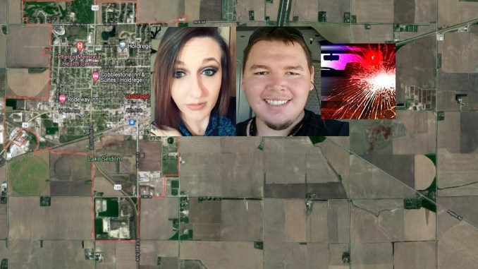 NE Pair Dylan Skeen & Kerri Bernstrauch ID'd As Victims In Tuesday Holdrege Double-Fatal Crash