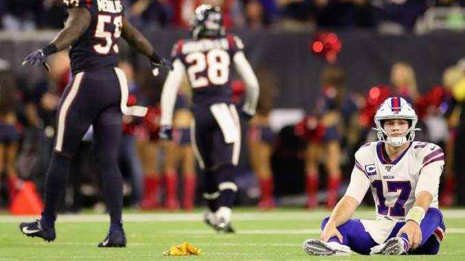 NFL Under Fire For Admitting Botched Call That May Have Cost Bills AzPlayoff Win