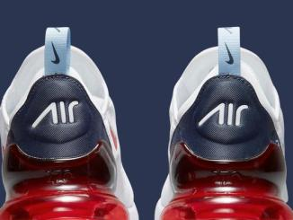 Nike Air Max 270 Receives USA-Themed Colorway: Photos