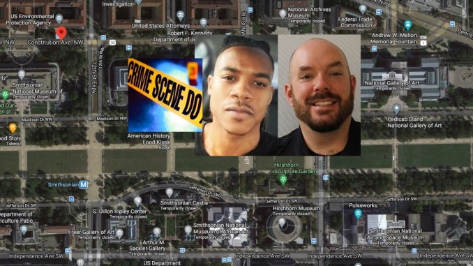 Noah Green ID'd As Deceased Suspect In Friday Capitol Complex Double-Fatal Incident