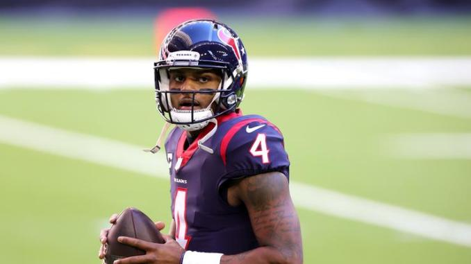 Panthers Reportedly Still Interested In Deshaun Watson