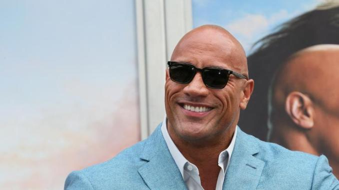 """Poll Finds That 46% Of Americans Support Dwayne """"The Rock"""" Johnson For President"""