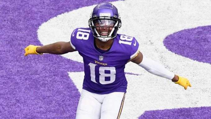 Pro Bowl WR Justin Jefferson Petitions Lakers for Roster Spot