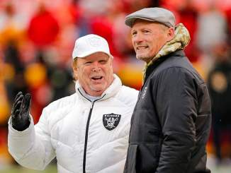 Raiders Could Shakeup Front Office After Draft, per Insider