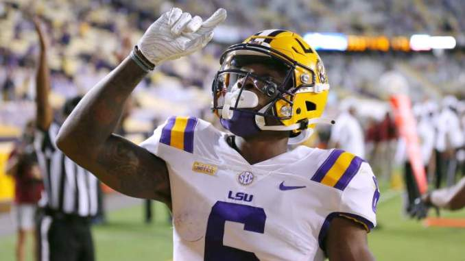 Ravens Told to Remember Terrance Marshall Jr. in Draft