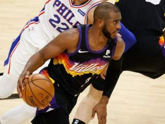 Report: CP3 Nearly Traded to the Sixers Before Suns Move