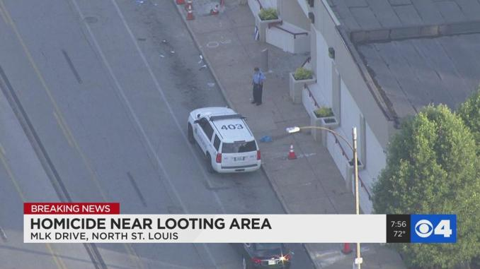 Retired police captain shot and killed outside St. Louis pawn shop during looting   News