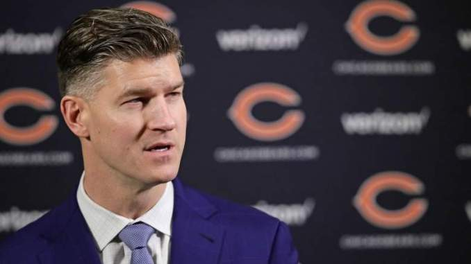 Ryan PaceBears Gives Major Insight Into Future Plans at QB