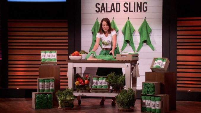 Salad Sling on 'Shark Tank': 5 Fast Facts You Need to Know