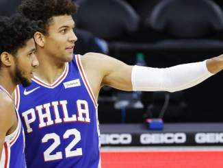 Statistic Proves Young Sixers Player Deserves DPOY Look