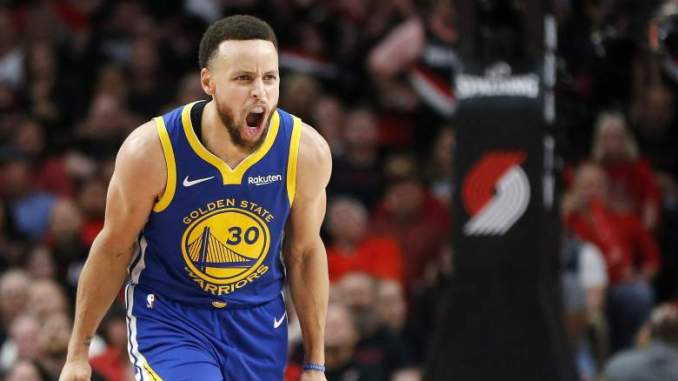 Steph Curry Seizes Kobe Bryant Record as Stunning Streak Continues