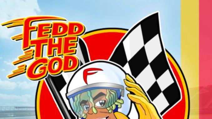 """Taylor Gang's Fedd The God Drops """"Speed Racer"""""""
