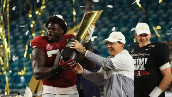 The Top 5 Offensive Tackle Fits for Lions in NFL Draft