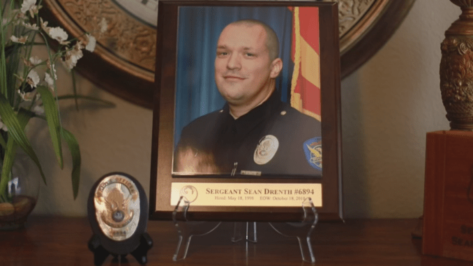 The bizarre death of Phoenix Police Sgt. Sean Drenth while on duty |