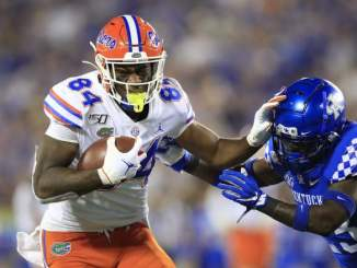 Todd McShay Hints Lions Looking Closely at Pass Catchers