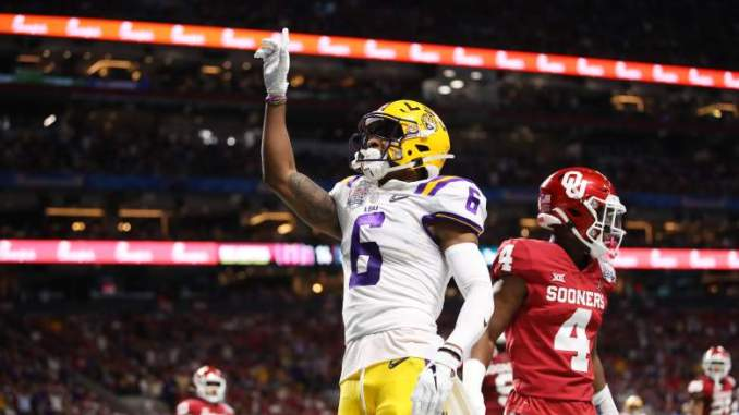 Top 5 Wide Receiver Fits for Lions in 2021 NFL Draft