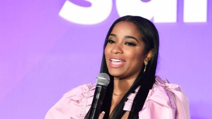 """Toya Johnson Revisits Her Days As A Rapper: """"I Was Serious Too"""""""