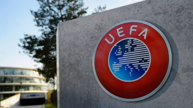 UEFA threaten to ban all involved