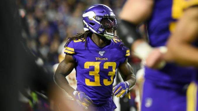 Vikings' Dalvin Cook, Patrick Peterson Pitch New Jersey Numbers