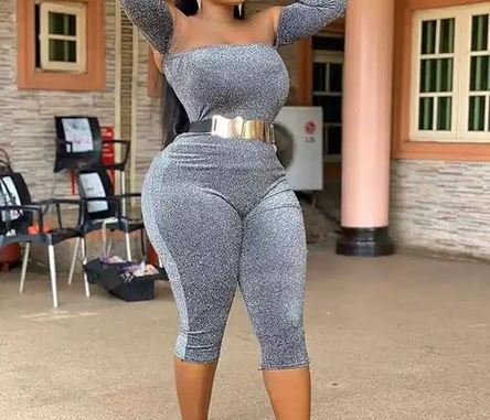 Voluptuous Actress, Destiny Etiko Reveals What She Can Never Do For Any Man
