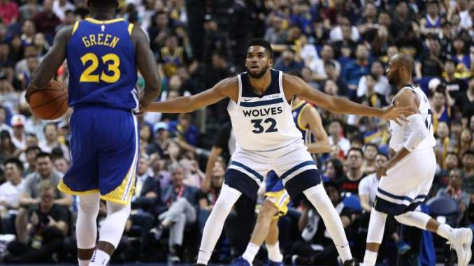 Warriors Could Land Timberwolves Star: Report