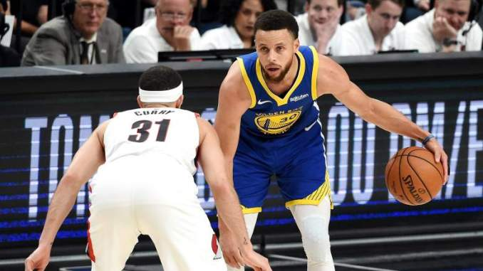 Warriors Steph Curry Reveals His Top Defenders
