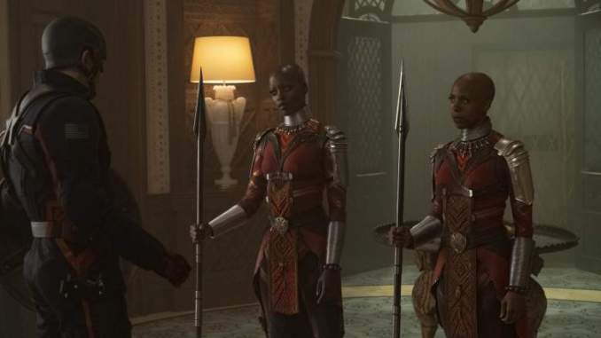Who are the Dora Milaje from 'Black Panther'?